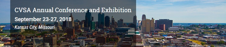 Visit us at CVSA's Annual Conference and Exhibition, September 23-27