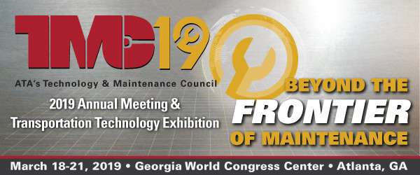 Visit us at TMC's Annual Meeting, March 18-21