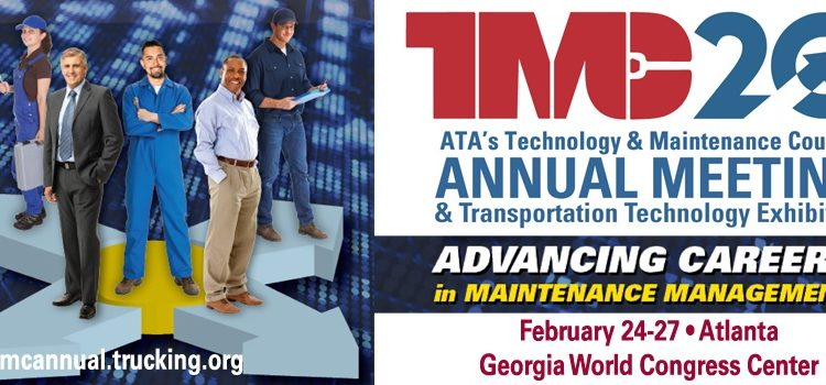 Visit us at TMC's Annual Meeting, February 24-27